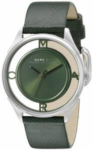[マーク ジェイコブス]Marc by Marc Jacobs Tether Analog Display Analog Quartz Green MBM1378
