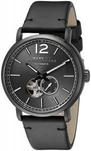 [マーク ジェイコブス]Marc by Marc Jacobs Fergus Stainless Steel Watch with Black MBM9717