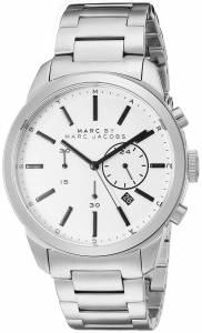 [マーク ジェイコブス]Marc by Marc Jacobs  Dillon Chrono Stainless Steel Watch MBM5093