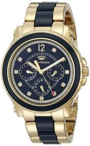 [ジューシークチュール]Juicy Couture  Hollywood Analog Display Quartz Gold Watch 1901305