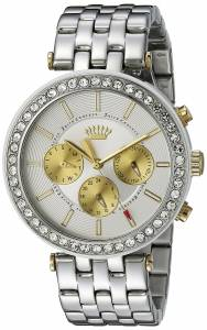 [ジューシークチュール]Juicy Couture  Venice Analog Display Quartz Silver Watch 1901311