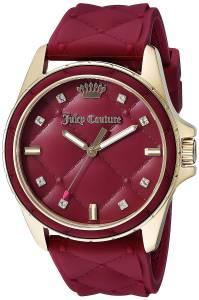 [ジューシークチュール]Juicy Couture  Malibu Analog Display Quartz Red Watch 1901315
