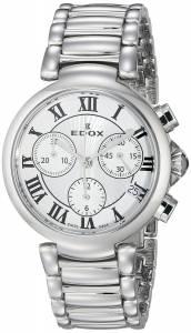 [エドックス]Edox  LaPassion Analog Display Swiss Quartz Silver Watch 10220 3M AR