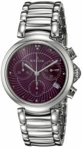 [エドックス]Edox  LaPassion Analog Display Swiss Quartz Silver Watch 10220 3M ROIN
