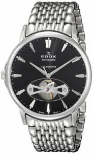 [エドックス]Edox  Les Bemonts Analog Display Swiss Automatic Silver Watch 85021 3M NIN