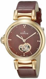 [エドックス]Edox  LaPassion Analog Display Swiss Automatic Red Watch 85025 37RC ROUIR