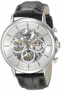 [エドックス]Edox  Les Bemonts Analog Display Swiss Automatic Black Watch 95005 3 AIR メンズ