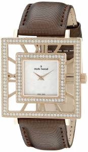 [クロードベルナール]claude bernard Fashion Analog Display Swiss Quartz White 20076 37RPB NA