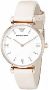 [エンポリオアルマーニ]Emporio Armani Retro Analog Display Analog Quartz Pink Watch AR1927