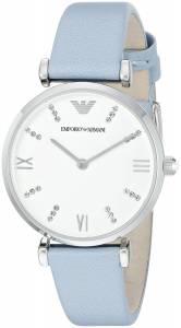 [エンポリオアルマーニ]Emporio Armani Retro Analog Display Analog Quartz Blue Watch AR1928