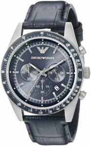 [エンポリオアルマーニ]Emporio Armani Sport Analog Display Analog Quartz Blue Watch AR6089