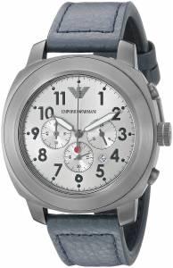 [エンポリオアルマーニ]Emporio Armani Sport Analog Display Analog Quartz Blue Watch AR6086