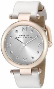 [マーク ジェイコブス]Marc by Marc Jacobs Dotty Analog Display Analog Quartz Grey MJ1408