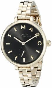 [マーク ジェイコブス]Marc by Marc Jacobs Sally Analog Display Analog Quartz Gold MJ3454