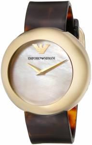 [エンポリオアルマーニ]Emporio Armani Fashion Analog Display Analog Quartz Brown AR7385