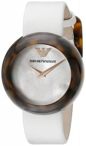 [エンポリオアルマーニ]Emporio Armani Fashion Analog Display Analog Quartz White AR7383