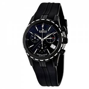 [エドックス]Edox  Grand Ocean Chronolady Quartz Watch 10410357NNIN 10410-357N-NIN