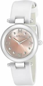 [マーク ジェイコブス]Marc by Marc Jacobs Dotty Stainless Steel Watch with White MJ1411