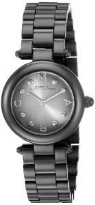 [マーク ジェイコブス]Marc by Marc Jacobs  Dotty GunmetalTone Stainless Steel Watch MJ3453