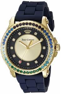 [ジューシークチュール]Juicy Couture  Analog Display Quartz Blue Watch 1901339