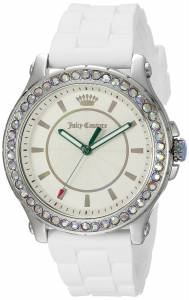 [ジューシークチュール]Juicy Couture  Analog Display Quartz White Watch 1901337