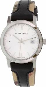 [バーバリー]BURBERRY  The City Multicolor Leather Swiss Quartz Watch BU9150 レディース