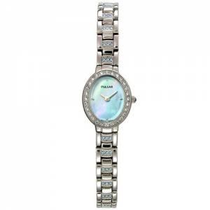 [パルサー]Pulsar 腕時計 Double Time Reversible Watch PEG635 レディース [並行輸入品]