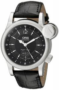 [オリス]Oris  635 7568 4064LS Flight Timer Day Date Automatic Watch 01 635 7568 4064-07 5 21 55