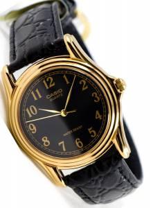 [カシオ]Casio 腕時計 Leather Strap watch #1B MTP1096Q メンズ [逆輸入]