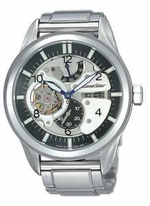 [オリエント]Orient 腕時計 Star RetroFuture Black Automatic Watch YFH03002B メンズ