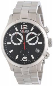 [ゴラナ スイス]Golana Swiss 腕時計 Aero Pro 200 Quartz Chronograph Watch AE200-2 メンズ