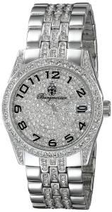 [ブルゲルマイスター]Burgmeister 腕時計 Diamond Star Analog Watch BM119-890 メンズ