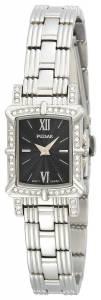[パルサー]Pulsar 腕時計 Swarovski Crystal Collection SilverTone Watch PEGD39 レディース