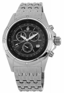 [ブルゲルマイスター]Burgmeister 腕時計 Royal Chronograph Watch BM121-121 メンズ
