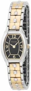 [パルサー]Pulsar 腕時計 Dress Black Dial TwoTone Watch PTA385 レディース
