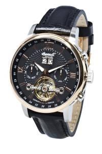 [インガソール]Ingersoll  Automatic Grand Canyon IV RoseGold Watch with Black Band IN6900RBK