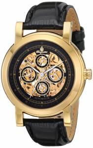 [ブルゲルマイスター]Burgmeister  Analog Display Automatic Self Wind Black Watch BM129-222