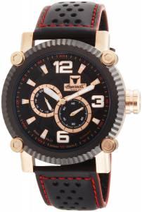 [インガソール]Ingersoll  Bison Number 13 Automatic RoseTone Watch IN6905RBK メンズ