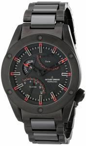 [ジャックルマン]Jacques Lemans  Liverpool GMT Sport Analog GMT Watch 1-1634I メンズ