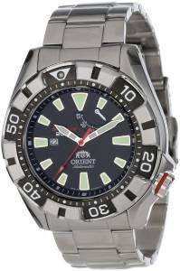 [オリエント]Orient 腕時計 MForce Stainless Steel Automatic Dive Watch SEL03001B0 メンズ