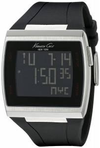 [ケネスコール]Kenneth Cole 腕時計 New York Black IP watch KC1668 CLASSIC メンズ