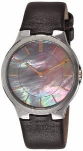 [ケネスコール]Kenneth Cole New York  Slim Round Analog Brown Dial Watch KC2705