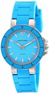 [ジャックルマン]Jacques Lemans  Milano Analog Display Quartz Blue Watch 1-1707L