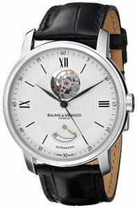 [ボーム&メルシエ]Baume & Mercier Automatic Stainless Steel with Synthetic leather MOA08869