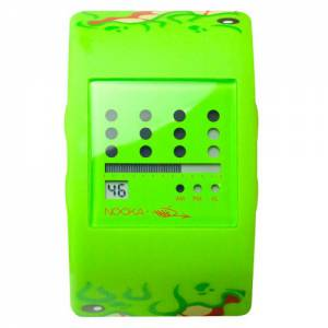 [ヌーカ]NOOKA 腕時計 The Slimeball Zub Zot 38 Watch SLIMEBALL-ZUB-ZOT-38 [並行輸入品]