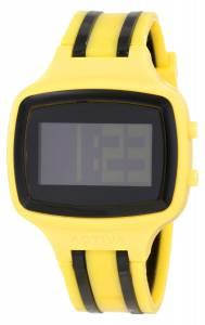 [インヴィクタ]Invicta Activa By Black Digital Dial Yellow and Black Polyurethane AA400-005