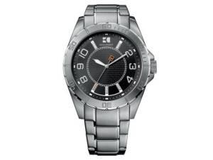 [ヒューゴボス]HUGO BOSS 腕時計 BOSS Orange Black and Silver H2310 Watch 1512835 メンズ