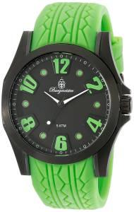 [ブルゲルマイスター]Burgmeister 腕時計 Black Spirit Analog Watch BM606-620C メンズ