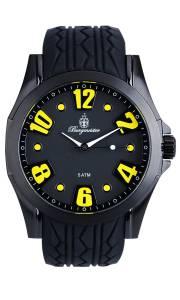 [ブルゲルマイスター]Burgmeister 腕時計 Black Spirit Analog Watch BM606-622A メンズ
