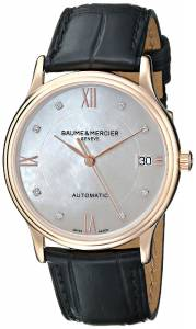 [ボーム&メルシエ]Baume & Mercier Classima Analog Display Swiss Automatic Black Watch A10077